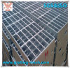 Dipped caliente Galvanizing Steel Grating para Steel Structure