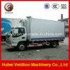 Vrachtwagen van de Ijskast van Foton de Mini4X2 voor het Vervoer van het Voedsel