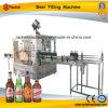 Cerveza automática que aclara el relleno capsulando 3 en 1 equipo