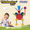 Educational prescolare Construction System Toy per Kids