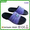Тапочки сандалии PU скольжения горячего сбывания пурпуровые (RW28607)