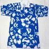 Camicia di polo colorata luminosa stampata dello Spandex del cotone