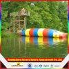 Neue Auslegung-aufblasbarer springender Klecks, Wasser-Trampoline-Klecks, aufblasbare Wasser-Katapult-Kleckse