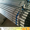 Manufacture ERW Pre Galvanized Steel Pipe/Tube (for structure)