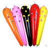 귀여운 사탕 색깔 팽창식 갈채를 보내는 지팡이