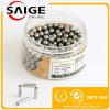 Шарик углерода скольжения G100 рельса AISI1010 стальной