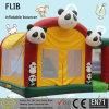 Giochi gonfiabili del Bouncer del panda divertente del parco a tema per il capretto