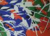 tissu 900d estampé par polyester avec l'enduit d'unité centrale