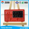 Chipkaart van het van het Contact van pvc van Cmyk de Volledige Kleur Afgedrukte Slimme