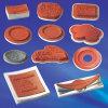 Placa del caucho de silicón de la buena calidad para el sellado caliente para la venta