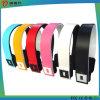 Auriculares sem fio estereofónicos portáteis coloridos CSR3.0 de Bluetooth