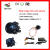 Mini appareil-photo de long terme de Fisheye de caméra de sécurité de 170 degrés (HD, vision nocturne)