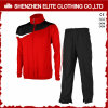 Tracksuit rojo de la alta calidad y negro popular Sportwear (ELTTI-19)