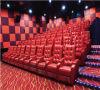 Софа Seating театра VIP возлежа с кожей для общественного кино (CH-620)