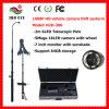 1080P HD sob o sistema da câmera DVR da inspeção do veículo (5mega monitor da polegada do pólo camera+7 da roda camera+flexible)
