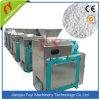 2017 doble caliente máquina de rodillos de prensa granuladora para hacer los pellets