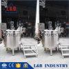 Preço Jacketed da chaleira do vapor elétrico de L&B/tanque de mistura do revestimento Tank/1000L