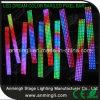 Artnet Klingnet Pixel, das 4*40 LED DMX Pixel DJ-Stab-Licht abbildet