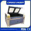 Taglierina calda del Engraver del laser del panno del documento di vendita da vendere