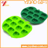 Molde Ketchenware Customed do bolo do silicone de Apple do estiramento de Stron (YB-HR-133)
