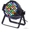 LEIDEN 54X3w RGBW PARI Lichte DMX512 voor Gebeurtenis, de Verlichting van het Stadium
