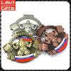 Медаль пожалования поднятия тяжестей металла высокого качества изготовленный на заказ
