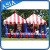 Tent van de Cabine van de Vorm van de Cabine van de popcorn/van de Gesponnen suiker/van het Roomijs ontwerpt de Opblaasbare, de Opblaasbare Tenten van de Tentoonstelling Adverterend Opblaasbare Kiosken/Cabine