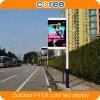 Afficheur LED polychrome de medias d'Outdooor P4