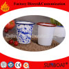 Caneca do esmalte do armazenamento do copo do copo de café da caneca do esmalte do dispositivo de cozinha do Kitchenware/de Sunboat