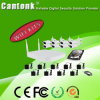 MiniWiFi Installationssätze der CCTV-Kamera-niedrige Kosten-4CH 1080P (WiFi9204P200W)
