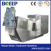 Sistema d'asciugamento Volute basso del consumo di energia per il trattamento di acqua di scarico comunale
