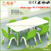 幼稚園の家具は教室のための表そして椅子をからかう