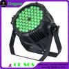 54X3w RGB 3in1 IP65 Waterdichte LEIDENE PARI van DMX 512 kan