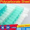 10mmの対壁のバイヤー物質的な温室のパネル