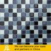 أسود رماديّ وبيضاء [سويمّينغ بوول] [كرستل غلسّ] فسيفساء