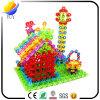 Les enfants en bois et l'appareil de bureau en plastique joue le puzzle en bois de synthons développementaux de jouets