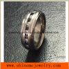 De populaire Ring Van uitstekende kwaliteit Tr1869 van Jewellry van het Titanium Zircon