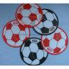 Les cadeaux de promotion respectueux de l'environnement conçoivent le frisbee se pliant de logo