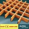 Panneau en aluminium de cellules en métal de plafond de réseau de Supsended
