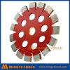 Lame de la meilleure qualité de point de repli d'outil de diamant de pente pour le granit