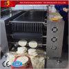 Pfannkuchen Kubba Tortilla-arabischer Kuchen kräuselt Produktionszweig
