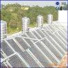 Система низкого давления механотронная солнечная