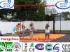 De hoge Bevloering van de Sport van het Basketbal van het Effect Plastic Verwijderbare