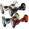 scooter électrique d'équilibre futé coloré d'individu de la roue 10inch deux avec Bluetooth et LED pour des adultes