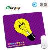 Heiße verkaufende förderndes kundenspezifisches Firmenzeichen gedruckte Computer-Mäusematte