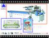 Maquinaria automática del embalaje de Swa-450 Diampers