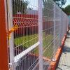Qualitäts-PVC beschichteter geschweißter Maschendraht-Zaun