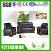 Sofa en cuir d'unité centrale de meubles d'Oiffice (OF-01)