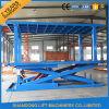 Système de stockage de garage de ciseaux de cylindre hydraulique