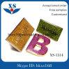 袋のための多彩な金属の名前のラベル